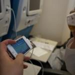 トルコ航空の国際線ではフライト中に無料でWiFiが使える!インターネットし放題!!