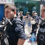 (トルコ)メーデーに注意!イスタンブールの新市街でデモに巻き込まれて大変な目にあった。