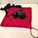 ダサいカメラバックを使いたくない人にオススメ。ラッピングクロス『LCS-WR2AM』がコンパクトで使いやすい!