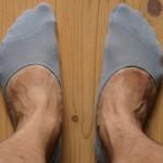 UNIQLOで買うより安い!靴・シューズを履いた時に見えない靴下