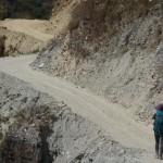 ネパール旅行記4日目 アンナプルナ・トレッキング(ティルケドゥンガ)